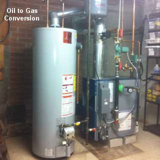 Connecticut oil to gas conversion