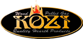Kozi - Wood Stoves and Pellet Stoves.